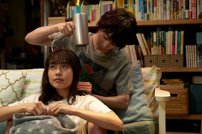 有村架純、菅田将暉(C)2021「花束みたいな恋をした」製作委員会