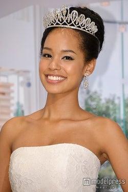 元ミス・ユニバース日本代表・宮本エリアナ、結婚&妊娠 香港出身男性と