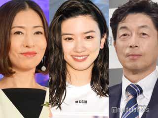 松雪泰子&永野芽郁、中村雅俊の舞台へ「半分、青い。」ファン胸熱の母娘ショットに反響