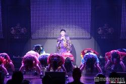 地下ライブに降臨した美川憲一(画像提供:アリスプロジェクト)