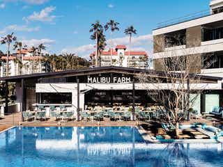 「マリブファーム」日本初上陸レストランが逗子に、潮風を感じるテラス席も完備