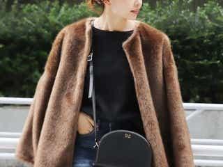 脱・オバ見え!大人女子のやりすぎないファーコートの着こなし方とは?