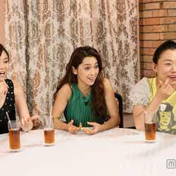 左から:観月ありさ、中村アン、いとうあさこ/画像提供:関西テレビ