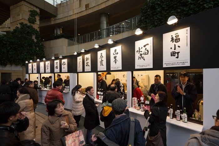 2016年開催様子/画像提供:JAPAN CRAFT SAKE COMPANY