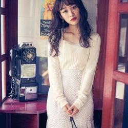 音嶋莉沙/雑誌「bis」11月号(写真提供:光文社)