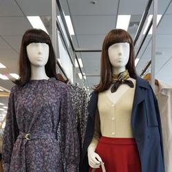 キャン「テチチ」19年秋冬 OLファッションを再強化