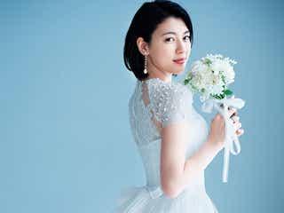 三吉彩花、麗しいウエディングドレス姿 抜擢と期待の声