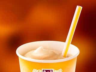 マックシェイクに「森永ミルクキャラメル」味登場 クリーミーな新しいおいしさ