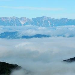 長野「リワイルドゼッケイグランピングリゾート」雲海の絶景広がるアウトドア施設
