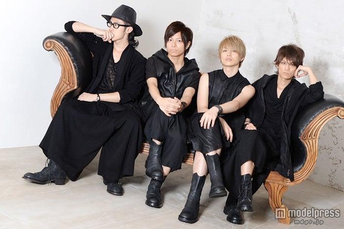 「ThinkingDogs」/(左から)わちゅ~、大輝、TSUBASA、Jun、
