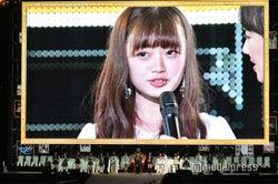 "NGT48""炎上キャラ""中井りか、文春砲直撃を告白 謝罪スピーチ<第10回AKB48世界選抜総選挙>"