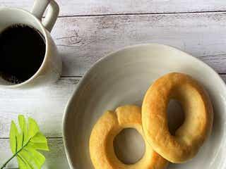 《セブン》の「さっくりリングビスケット」が手軽で健康的な朝にぴったり