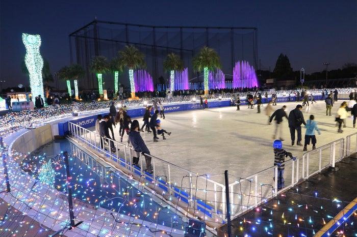 アイススケートリンク/画像提供:よみうりランド