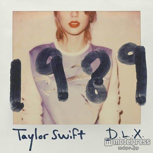 テイラー・スウィフト『1989』(2014年10月29日発売)