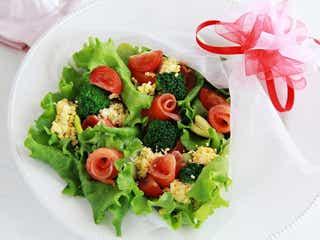 母の日は手作り料理のプレゼントも! 華やかな仕上がりがポイントの「母の日レシピ」4選
