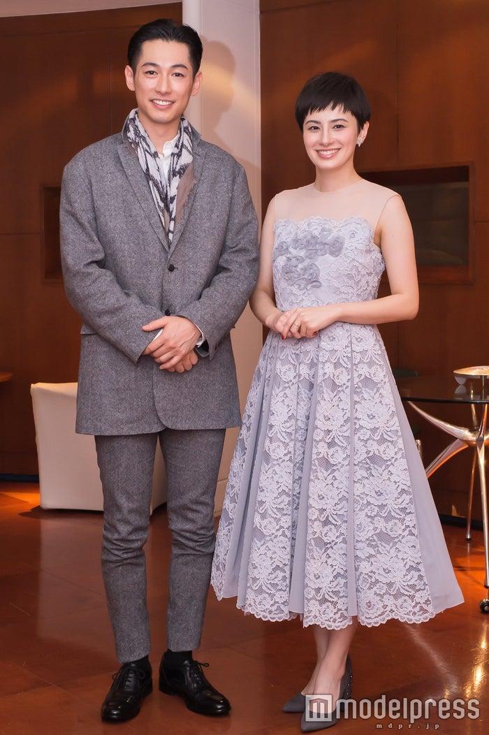 ディーン・フジオカとホラン千秋(C)モデルプレス