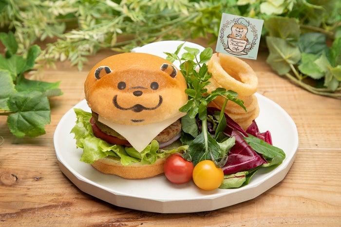 ぬんバーガー 1,590円(C)Lommy