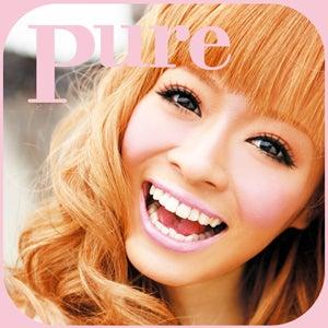 小森純「Pure」iPhoneアプリ版