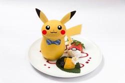 ピカチュウ&イーブイが主役のコラボカフェ、東京・大阪など5都市で開催決定