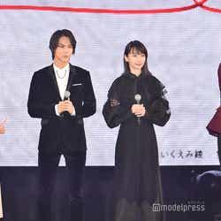 皆藤愛子、中川大志、波瑠、山里亮太(C)モデルプレス