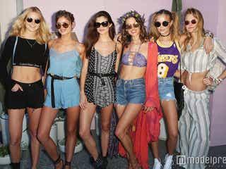 ヴィクシーモデルの「コーチェラ」フェスファッションがゴージャス