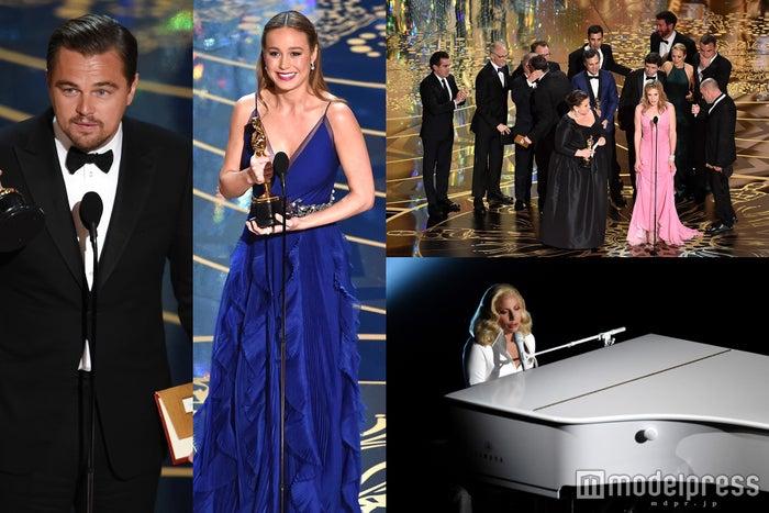 「第88回アカデミー賞」授賞式総まとめ…ディカプリオ悲願の初受賞、ブリー・ラーソンが主演女優賞、「スポットライト 世紀のスクープ」が作品賞/photo:Getty Images