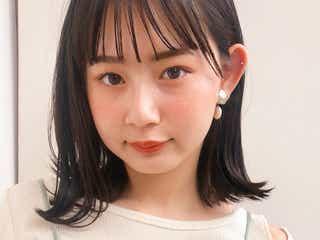 【丸顔&ベース型さん専用】気になるぷっくり頬をカバーできるヘアスタイル特集