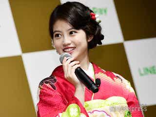 今田美桜「福岡にお恩返しがしたい」感謝語る