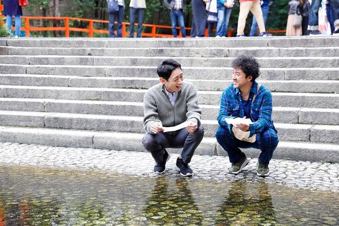 小泉 孝太郎 と ムロツヨシ