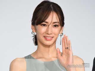 北川景子、嵐・櫻井翔から出産祝い お返し・内祝いの心遣いが話題に「見習いたい」「完璧すぎる」