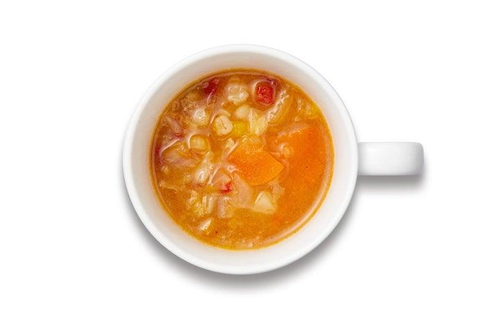 押し麦のジンジャースープ¥390/画像提供:イケア・ジャパン