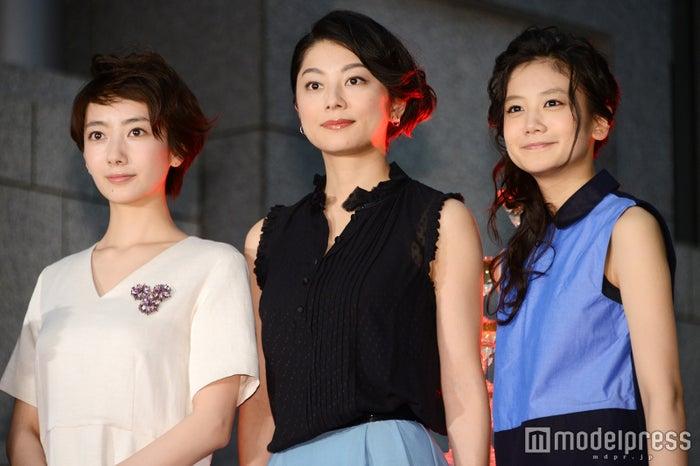 波瑠、小池栄子、清水富美加(C)モデルプレス
