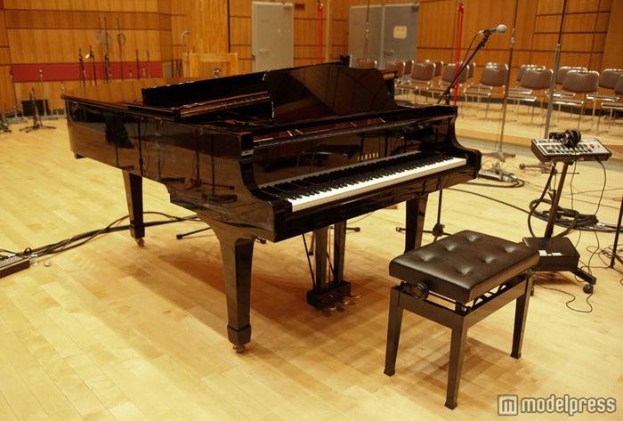 復興のしるしとしてよみがえったピアノ
