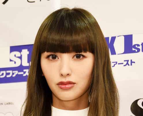 鈴木えみ、久々テレビ出演に反響 磨きのかかった美貌で子育てトーク