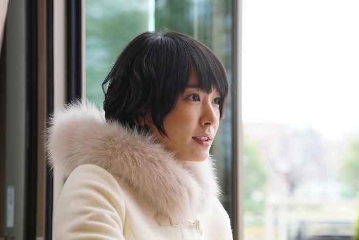 新垣結衣/劇中カット(C)2017『ミックス。』製作委員会