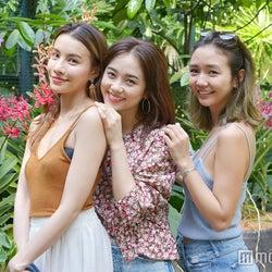 宮城舞・難波サキ・kiyが世界遺産登録のリフレッシュ空間&ヘルシーフードを満喫<Natural Beauty Camp 2017 in Singapore>