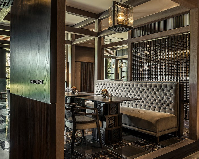ザ・ラウンジ&バー イメージ/画像提供:フォーシーズンズホテル京都