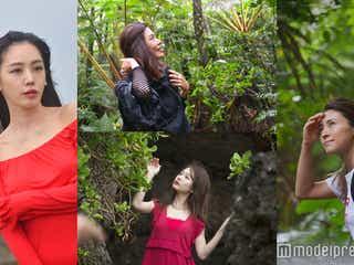 MEGBABY・島袋聖南・山中美智子・西川瑞希の美しさは本物か?限界に挑む過酷ミッション