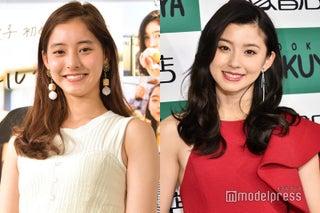 新木優子&朝比奈彩「よく似てるねって言われる」2ショットに「美人双子」「小顔すぎる」と羨望の声