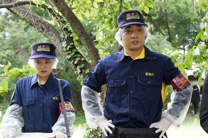 佐藤玲、斉藤慎二/画像提供:関西テレビ