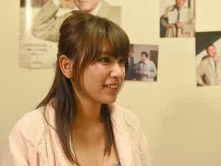 久松郁実「まさかドラマとは」憧れの女性と初共演