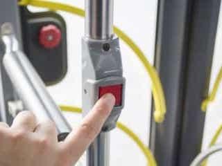 バスから降りようとしたら… 運転手の行動に「クレーム案件でしょ」 バスから降りようとしたところ、乗ってくる人が先に。