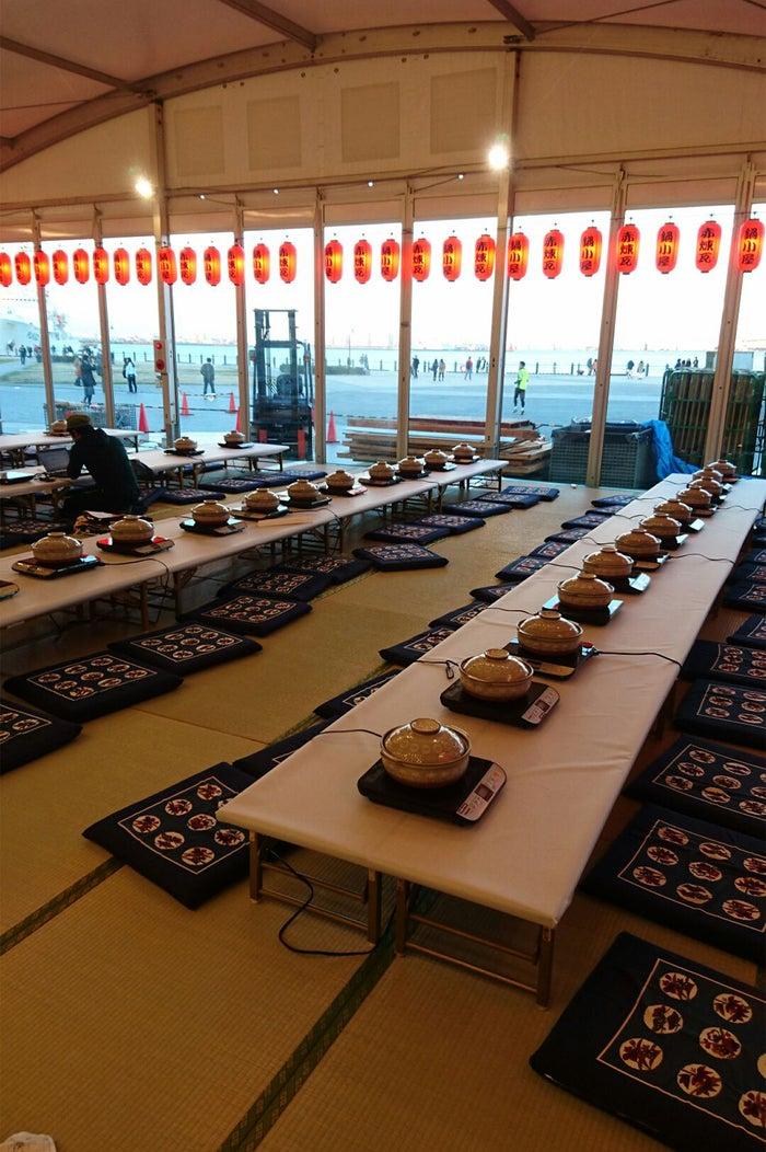 会場イメージ/画像提供:横浜赤レンガ倉庫