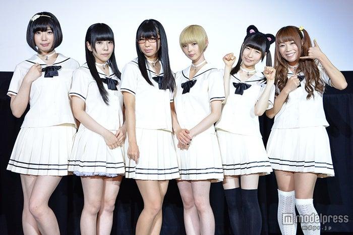 夢眠ねむ、相沢梨紗、古川未鈴、最上もが、藤咲彩音、成瀬瑛美(C)モデルプレス