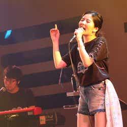 田村芽実(Photo:原田京子)