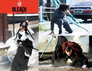実写映画「BLEACH」に吉沢亮、早乙女太一、MIYAVI出演<ビジュアル解禁>
