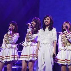 """前田敦子、2年5か月ぶりAKB48""""センター復帰""""「歌詞、間違えちゃった」"""
