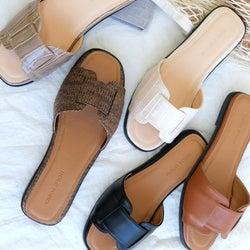 可愛くて安くて履きやすい!この夏欲しいおしゃれな「フラットサンダル」10選