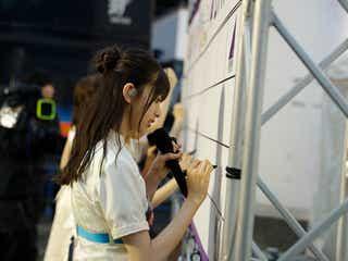 乃木坂46新プロジェクト始動 秋元真夏のシャワーシーンにざわつく<6周年バースデーライブ>