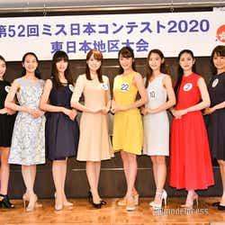 モデルプレス - 「ミス日本2020」ミス慶應グランプリ・小田安珠らがファイナリスト選出 水着審査も